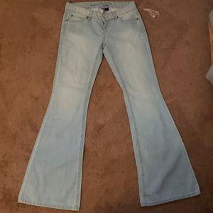 Mango Women Flare Jeans